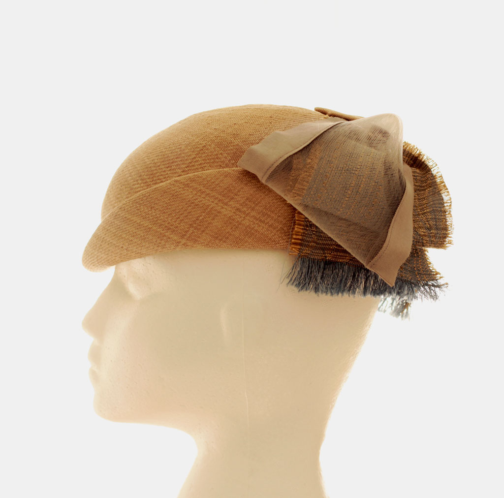 Straw Wren Hat