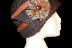 Brown Cloche1